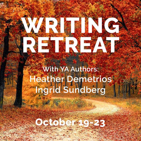 Pneuma Creative Writing Retreat 2
