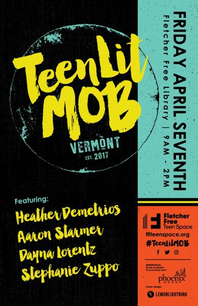 Teen Lit Mob graphic