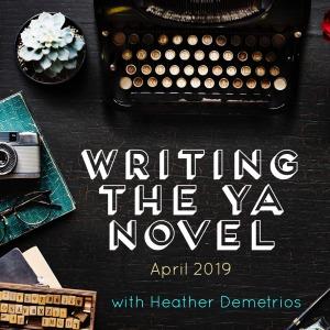 April 2019 YA Novel